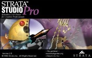 Strata Studio Pro