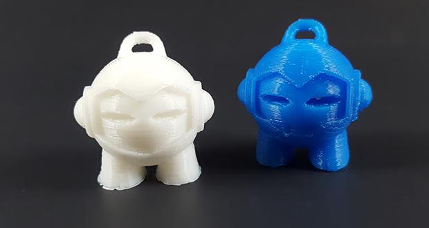 Porte-clé Marvin de 3DHubs