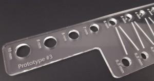 Jauge prototype #3