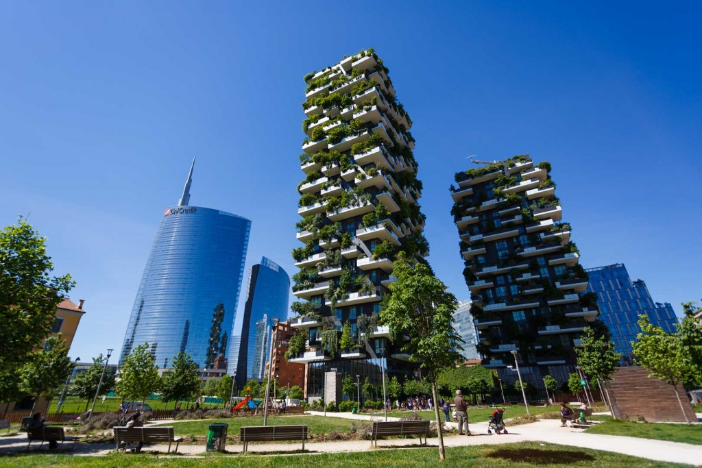 Bosco Verticale - Stefano Boeri Source image : Flawless